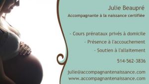 Julie Beaupré